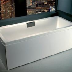 Carron Celsius 1700 x 750 x 430mm Carronite Bath