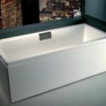 Carron Celsius 1700 x 700 x 430mm Carronite Bath