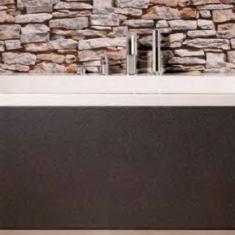 Carron Halcyon Round D 1750 x 800 x 450mm Acrylic Bath