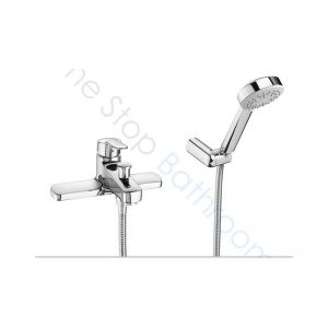 Roca Victoria (V2) Deck Mounted Bath Shower Mixer