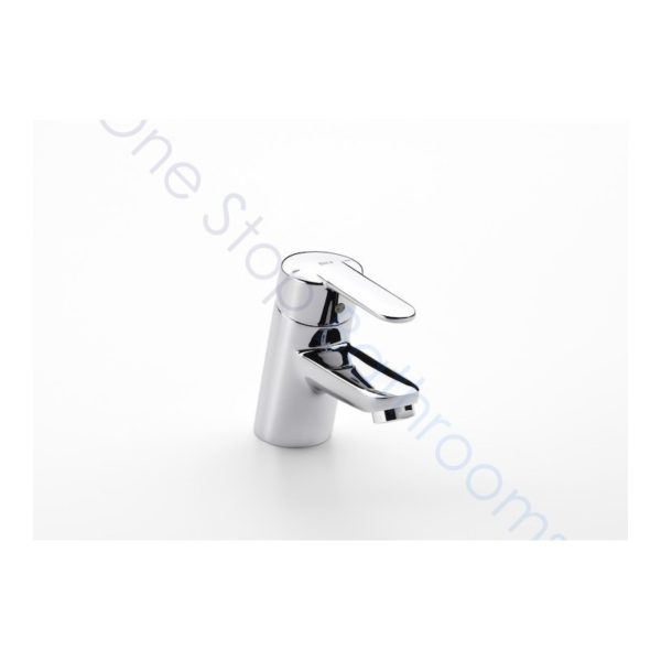 Roca V2 basin monobloc smooth body pop-up waste included