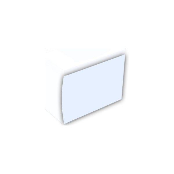 Carron Quantum Bath End Panel 750 x 540mm Standard