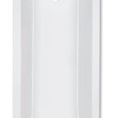 Carron Quantum Single Ended 1700 x 700 x 410mm Acrylic Bath