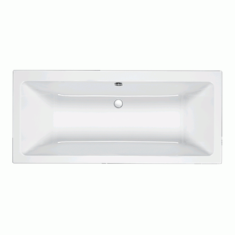 Carron Quantum Double Ended 1800 x 800 Acrylic Bath