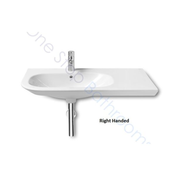 Roca Nexo Asymmetric Basin 900 Wide
