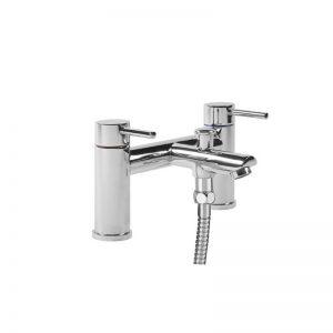 Tavistock Lift Bath Shower Mixer and Handset