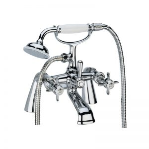 Tavistock Varsity Classic Deck Mounted Bath Shower Mixer