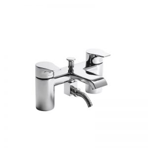 Tavistock Blaze Deck Mounted Bath Shower Mixer