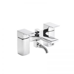Tavistock Siren Deck Mounted Bath Shower Mixer