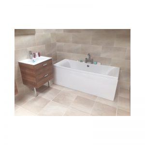 Carron Alpha 1800 x 800 x 440mm Acrylic Bath