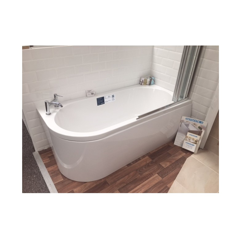 Carron Status 1600 X 725 X 425mm Acrylic Bath Eastbrook