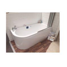 Carron Status 1700 x 800 x 450mm Acrylic Bath