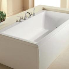 Carron Haiku 1800 x 900 x 450mm Double Ended Acrylic Bath