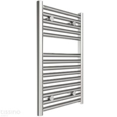Tissino Hugo2 652 x 400mm – High Output Towel Radiator – Chrome