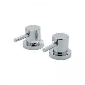 Tre Mercati Pair of Milan 3/4″ side valves