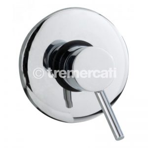 Tre Mercati Milan Exposed/concealed manual shower valve