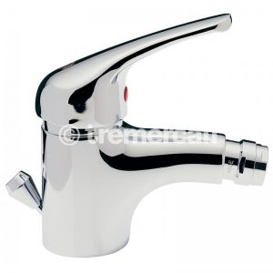 Tre Mercati Modena Deluxe mono bidet mixer with pop-up waste
