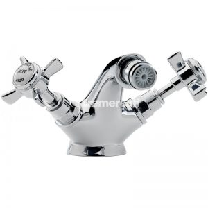 Tre Mercati Imperial Mono bidet mixer with pop-up waste