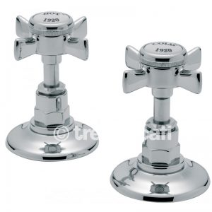 Tre Mercati Imperial Pair of 1/2″ side valves