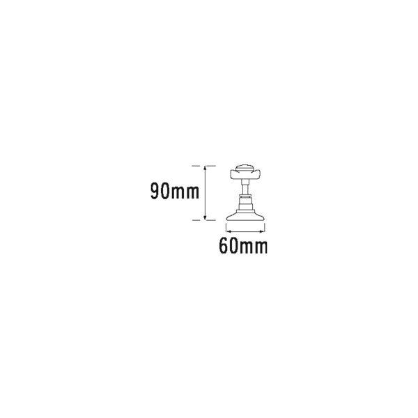 "Tre Mercati Imperial Pair of 1/2"" side valves"