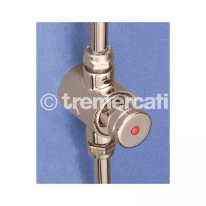 Tre Mercati Exposed Non-Concussive Shower Valve