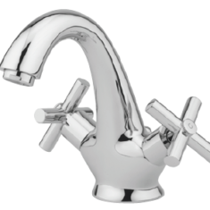 Tre Mercati Maverick Mono basin mixer with pop-up waste and fixed spout