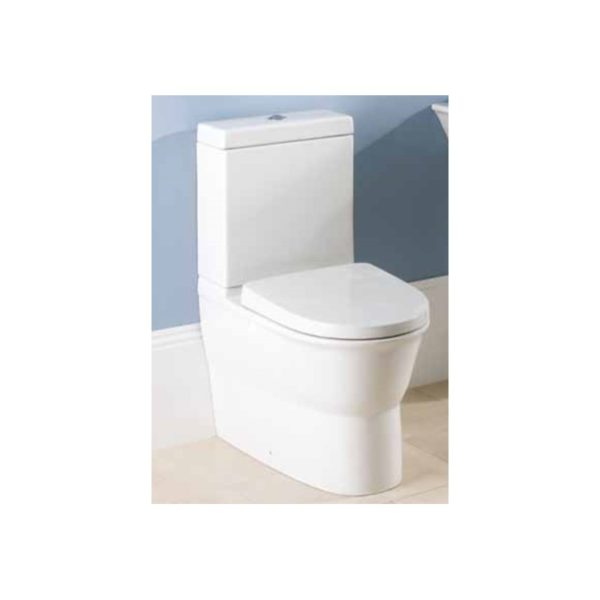 Eastbrook Maestro Pan and Cistern with Soft Close Seat