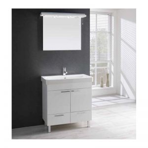 Eastbrook Sorrento 76cm Base Unit & Top