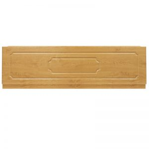 Eastbrook Sherwood Original 800 End Bath Panel – Natural Oak