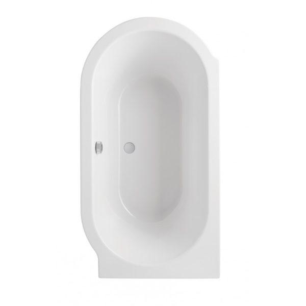 Carron Advantage Deep Bath 5mm LH