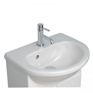 Eastbrook Madrid 43cm 1TH Ceramic Top