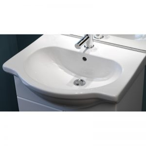 Eastbrook Madrid 60cm 1TH Ceramic Top