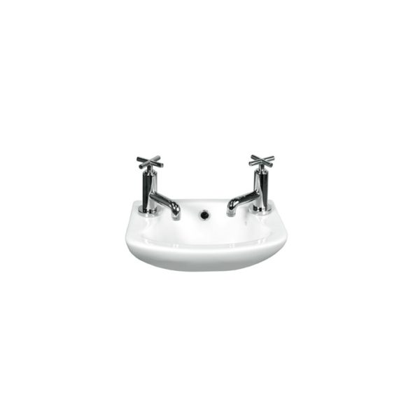 Eastbrook Loire 365 x 260 Cloakroom Basin 2TH