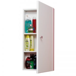 Eastbrook Oslo Wall Cupboard 400 x 800mm
