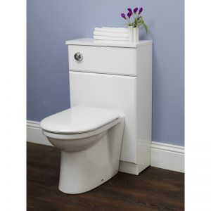 Eastbrook Diamante 50cm WC Unit