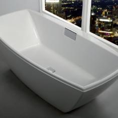 Carron Celsius 1900 x 910 x 450mm Freestanding Carronite Bath