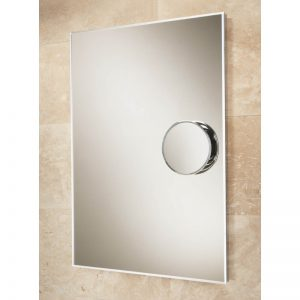 HiB Optical Mirror with Small Magnifying Mirror (61014195)