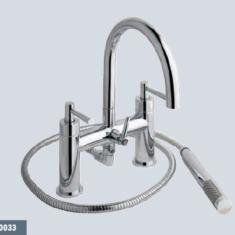 Eastbrook Prado Lever Bath Shower Mixer including kit