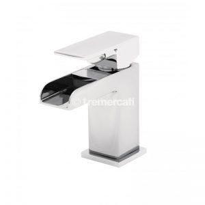 Tre Mercati Geysir Mono Basin Mixer with Click Clack Waste