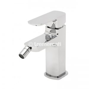 Tre Mercati Vamp Mono Bidet Mixer With Pop-Up Waste
