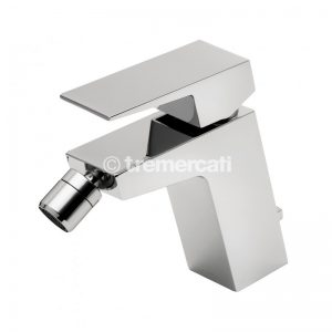 Tre Mercati Wilde Mono Bidet Mixer with Pop-Up Waste