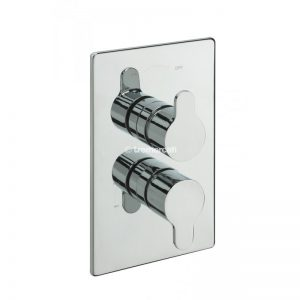 Tre Mercati Lollipop Concealed Thermostatic Shower Valve (1291)
