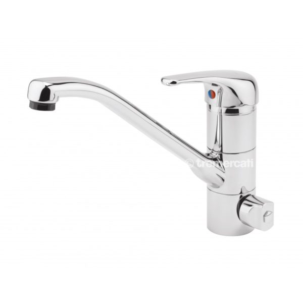 Tre Mercati Technic Mono Sink Mixer With Built in Water Fiter