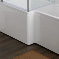 Carron Quantum Showerbath Front Panel 1700 x 540mm