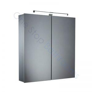 Tavistock Conduct Double Mirror Door Cabinet