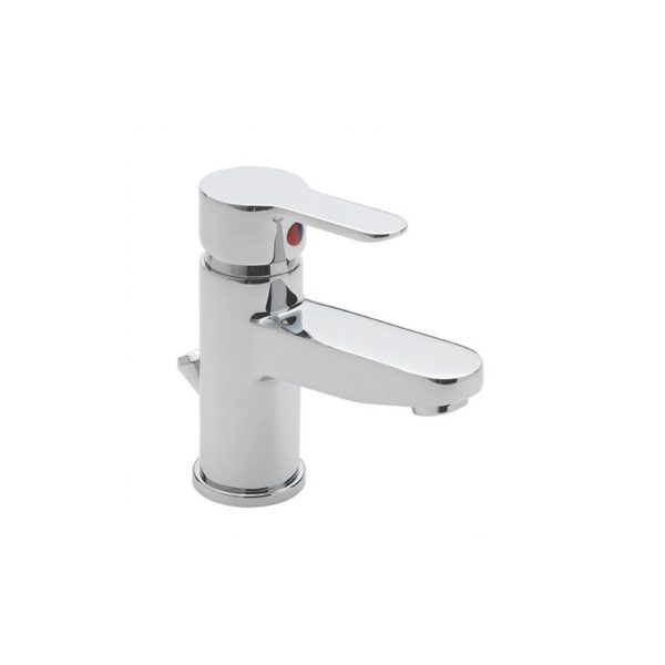 Tre Mercati Lollipop Mono Basin Mixer with Pop-up Waste