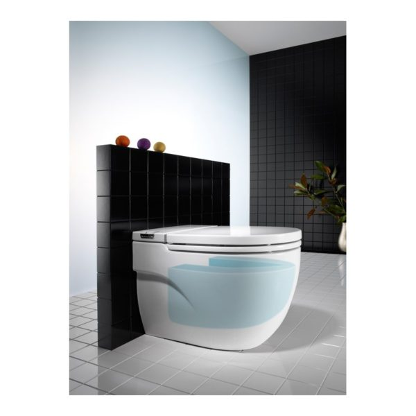 ROCA Meridian-N In-Tank WC (Floor Mounted)