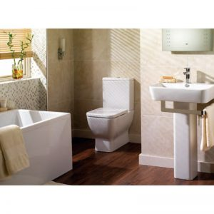 Mere Terrasse WC and Basin Set