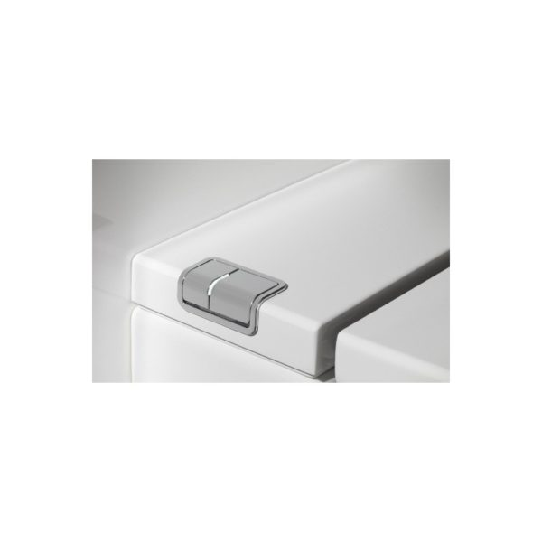 Roca Meridian In-Tank Wall Hung (L Shaped Support - Stud Wall)