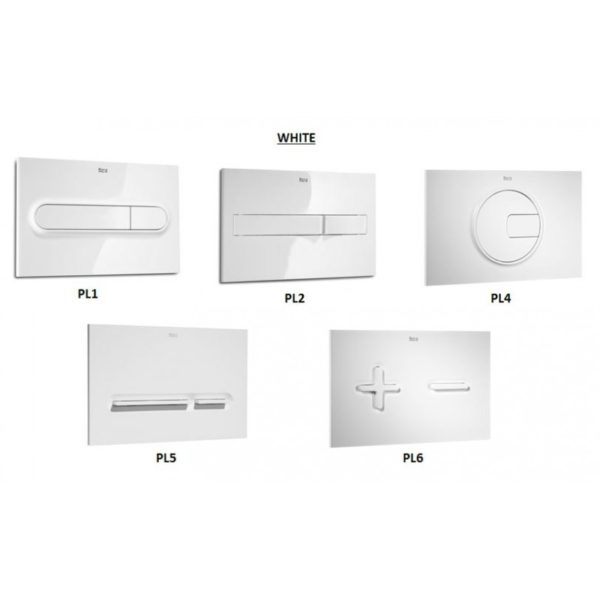 Roca Duplo WC Concealed Cistern with Frame